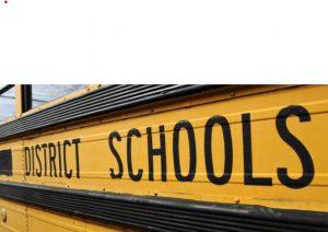a school bus